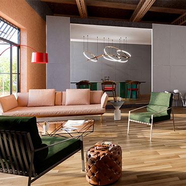 Appalachian Flooring  | Living Rooms - 6334
