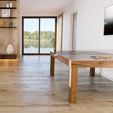 Appalachian Flooring  | Game/Play Rooms