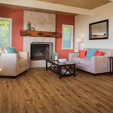 COREtec Plus Luxury Vinyl Tile | Living Rooms - 3449