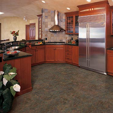COREtec Plus Luxury Vinyl Tile | Kitchens - 3489