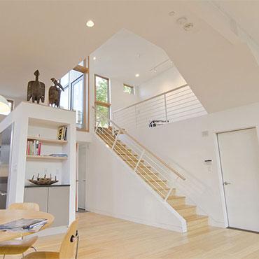 Cali Bamboo Flooring   Foyers/Entry - 6470
