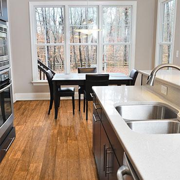 Cali Bamboo Flooring   Kitchens - 6472