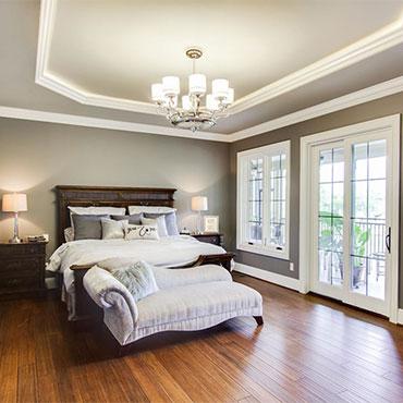 Cali Bamboo Flooring   Bedrooms - 6482