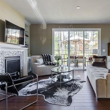 Cali Bamboo Flooring   Living Rooms - 6484