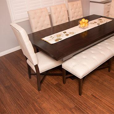 Cali Bamboo Flooring   Dining Areas - 6486