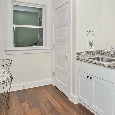 Cali Bamboo Flooring   Laundry/Mud Rooms - 6488