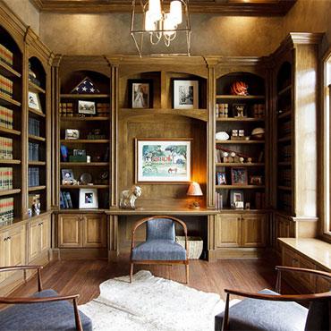 Cali Bamboo Flooring   Home Office/Study - 6491