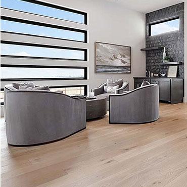 Monarch Plank Hardwood Flooring   Living Rooms