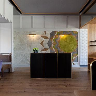 Monarch Plank Hardwood Flooring   Lobbies - 6643