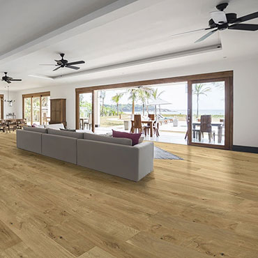 Monarch Plank Hardwood Flooring   Living Rooms - 6645