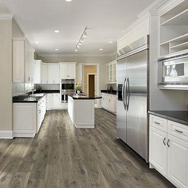 Monarch Plank Hardwood Flooring   Kitchens