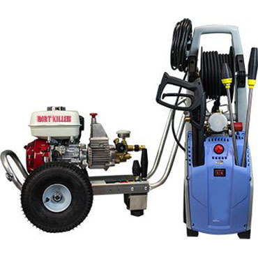 Dirt Killer Pressure Washers -