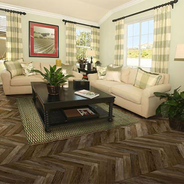 Congoleum Luxury Vinyl Flooring | Living Rooms - 6926