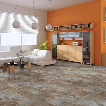 Congoleum Luxury Vinyl Flooring | Living Rooms - 6943