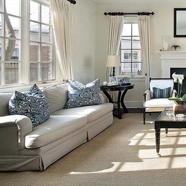 Crescent Carpet -