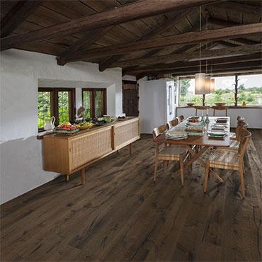 Kährs Hardwood Flooring   Dining Areas