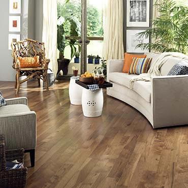 Somerset Hardwood Flooring | Family Room/Dens