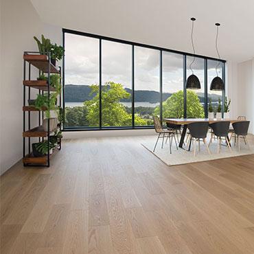 Mirage Hardwood Floors | Dining Room Areas