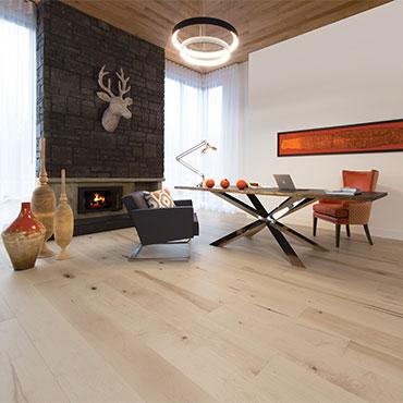 Mirage Hardwood Floors | Home Office/Study