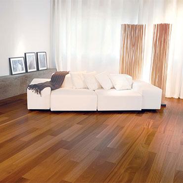 Mirage Hardwood Floors | Living Rooms