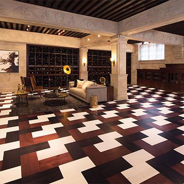 Mirage Hardwood Floors | Lobbies - 5467