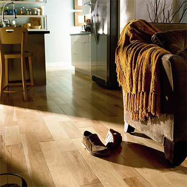 Mannington Hardwood Flooring | Family Room/Dens