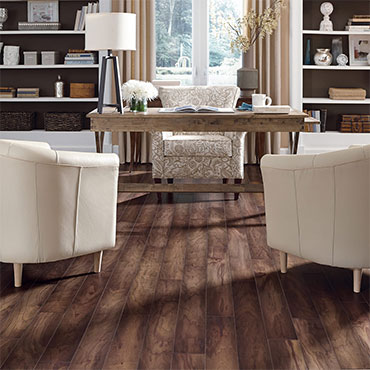 Mannington Hardwood Flooring | Home Office/Study
