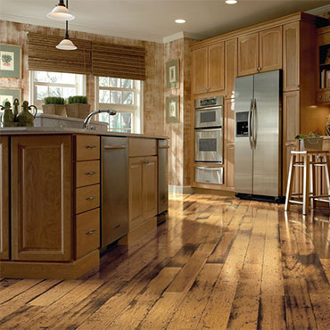 Bruce Hardwood Flooring | Kitchens