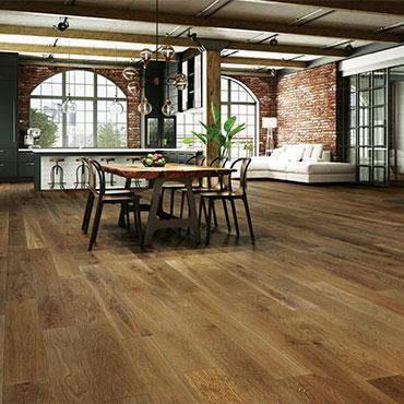 Lauzon Hardwood Flooring   Dining Areas - 6804