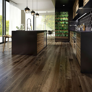 Lauzon Hardwood Flooring   Kitchens - 6821