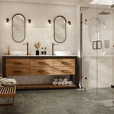 Atlas Concorde Tile | Bathrooms - 6098