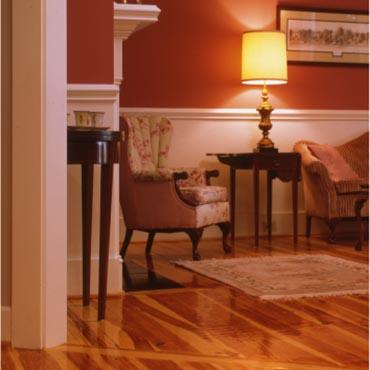 Charleston Heart Pine Flooring -