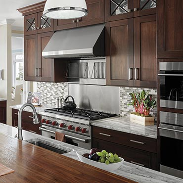 Plain & Fancy Custom Cabinetry -