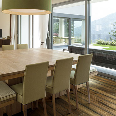 Johnson Hardwood Flooring | Dining Rooms