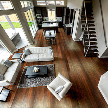 Johnson Hardwood Flooring | Living Rooms