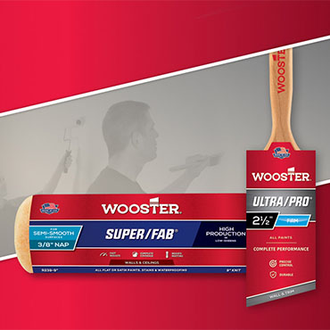 Wooster Brushes -