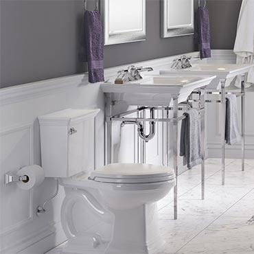 American Standard Plumbing Fixtures -