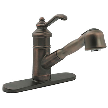 Banner® Brass Faucets -