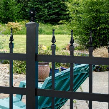 Jerith Aluminum Fences -
