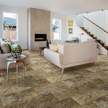Congoleum® DuraCeramic | Living Rooms