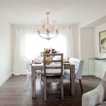 Mercier Wood Flooring | Dining Room Areas - 5454