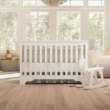 Mercier Wood Flooring | Nursery/Baby Rooms