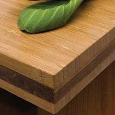 Teragren Bamboo Surfaces -