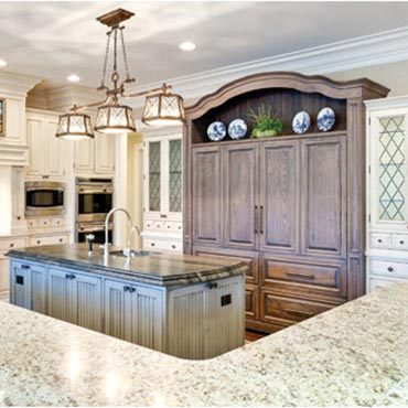 Crystal Cabinets -