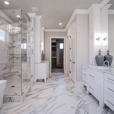 Happy Floors Tile   Bathrooms - 6301