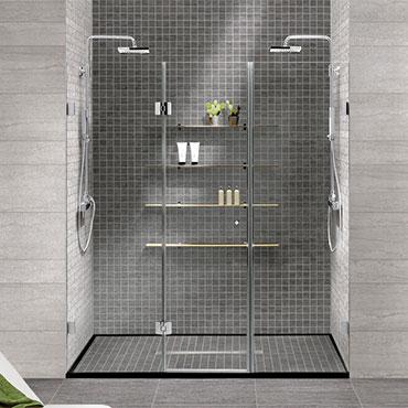 Happy Floors Tile   Bathrooms