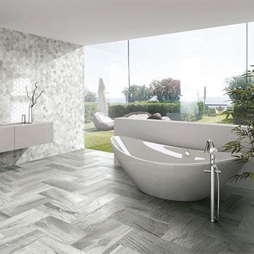 Happy Floors Tile   Bathrooms - 6304