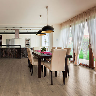 Viking Hardwood Flooring | Dining Areas - 6737