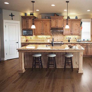 Viking Hardwood Flooring | Kitchens - 6743