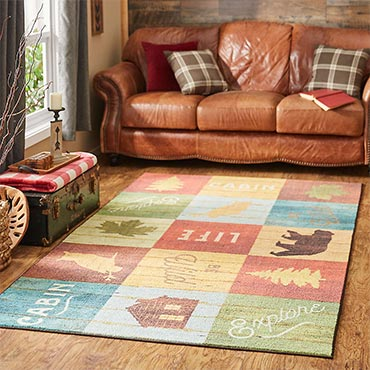 Mohawk Area Rugs | Living Rooms - 4902